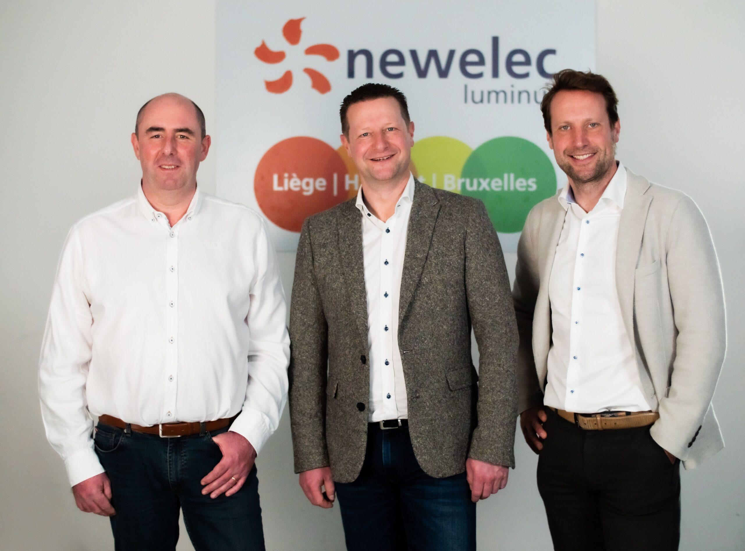 Administrateurs délégués de Newelec